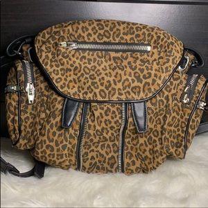 Alexander Wang Leopard Mini Marti Bag NWOT